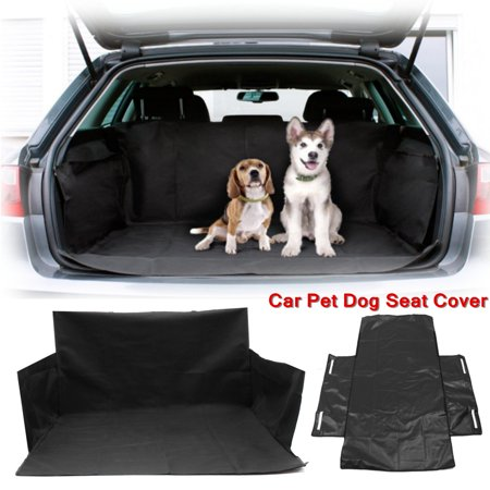 Waterproof Pet Dog Car Boot Seat Cover Cushion Trunk Protector Liner
