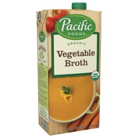 Pacific Foods Organic Vegetable Broth, 32-Ounces Keto Friendly