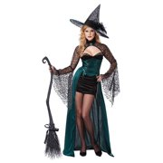 Adult Sexy Enchantress Witch Costume by California Costumes 01329