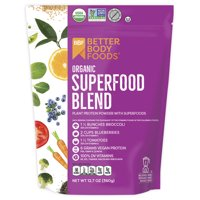BetterBody Foods Superfood Blend Powder, Organic, 12.7 oz