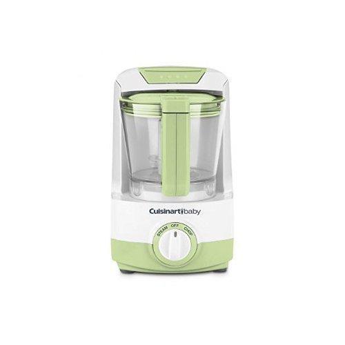 Cuisinart BFM-1000GN Baby Food Maker and Bottle Warmer, Green by Cuisinart