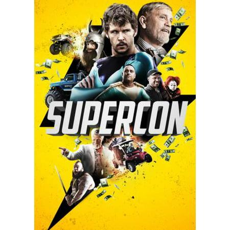 Supercon (Vudu Digital Video on Demand)