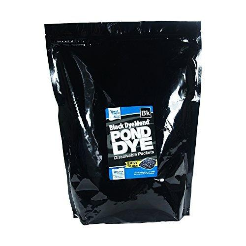 Pond Logic Black DyeMond Pond Dye, 16 Packets