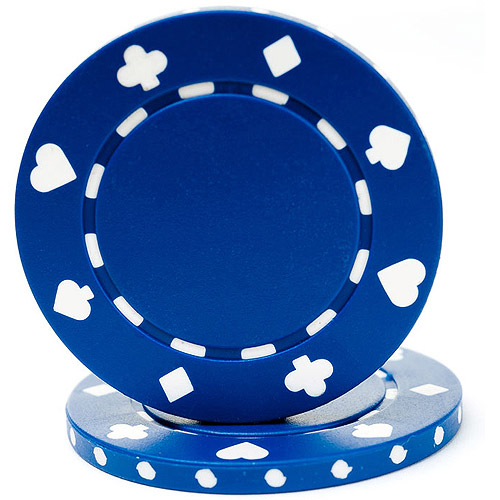 11.5 Gram Casino Poker Suited Chips
