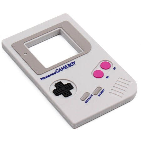 Nintendo Silcione Teether, Game Boy