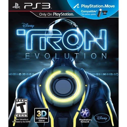 Disney Interactive Tron: Evolution Action/adventure Game - Complete Product - Standard - Retail - Playstation 3 (10433100)