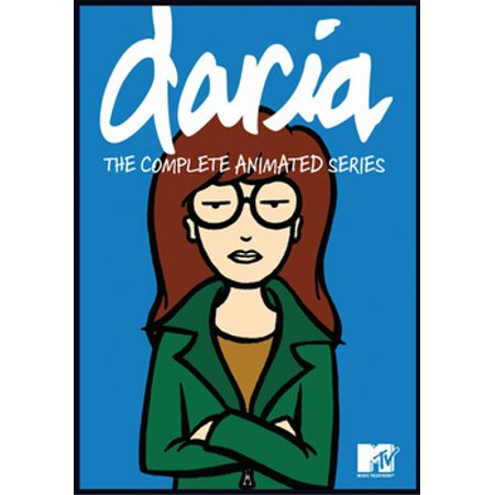 Daria: The Complete Animated Series (DVD) (Best Animated Tv Shows)