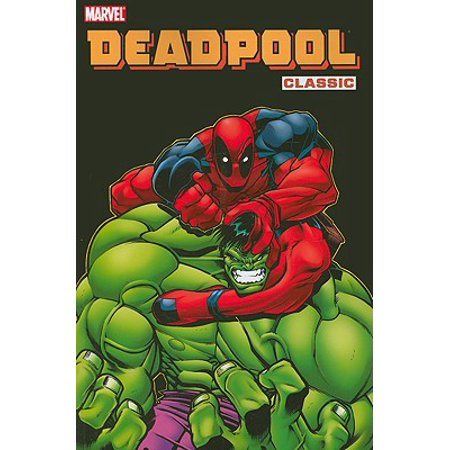 Deadpool Classic - Volume 2 (Deadpool Comic 1)