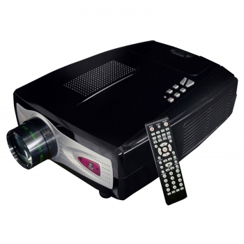 """Pyle 60""""- 100"""" 4:3/16:9 Home Theater Video Projector"""