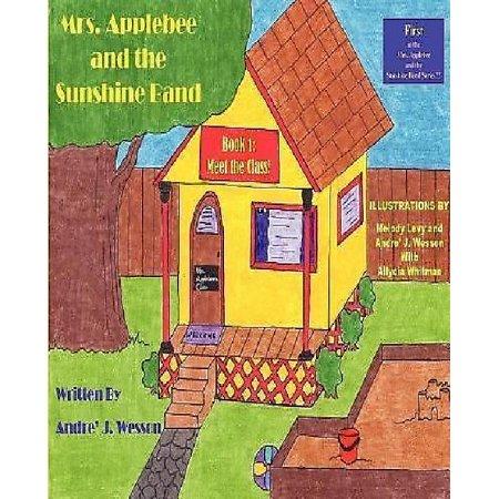 Mrs  Applebee And The Sunshine Band  Book 1  Meet The Class