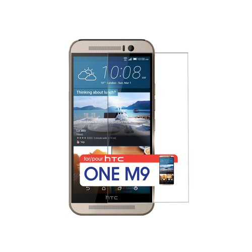 Cellet Premium Tempered Glass Screen Protector for HTC One M9
