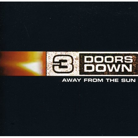 3 Doors Down - Away From the Sun [CD]