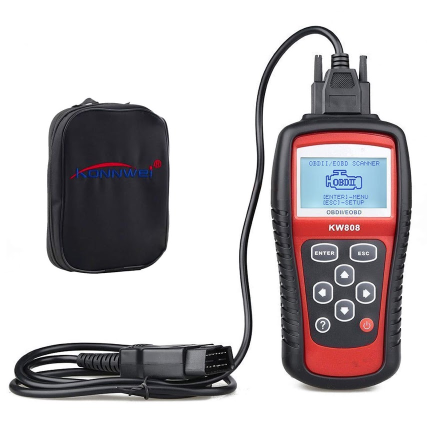 EEEKit for US, Asian & European Cars MS509 KW808 OBD2 OBDII EOBD Auto Scanner Car Code Reader Work Tester Diagnostic