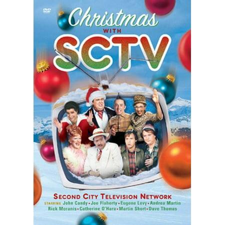 Christmas with SCTV (DVD)