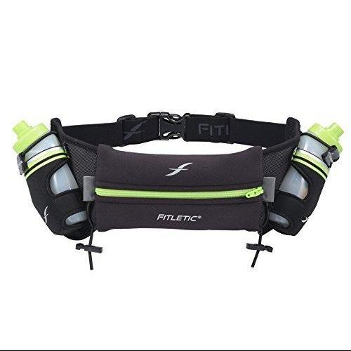 Fitletic / iFitness 16 oz. Hydration Belt (S/M, Green)
