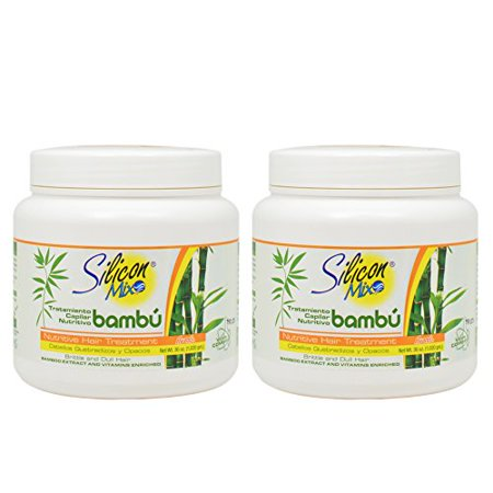 Silicon Mix Bambu Hair Treatment 36Oz  Pack Of 2