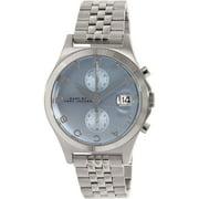 Women's Slim MBM3382 Silver Stainless-Steel Quartz Watch