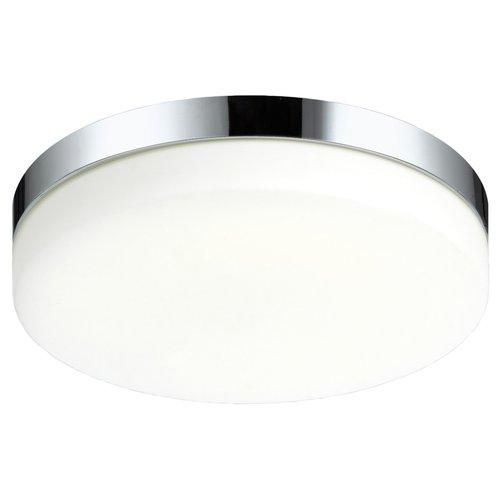 Eglo  90568A  Ceiling Fixtures  Lora  Indoor Lighting  Flush Mount  ;Chrome