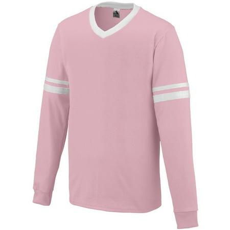 Augusta Sportswear MEN'S LONG SLEEVE STRIPE JERSEY 372