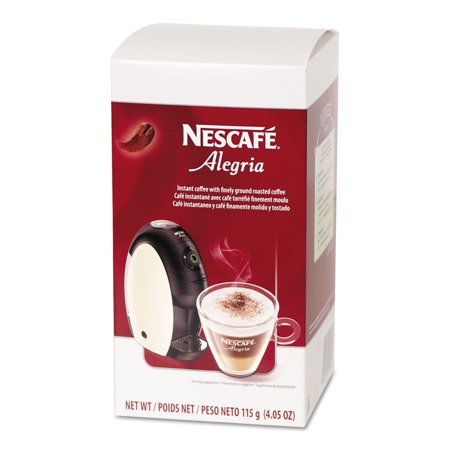 Nescafe Alegria 510 Coffee, 4.05 oz