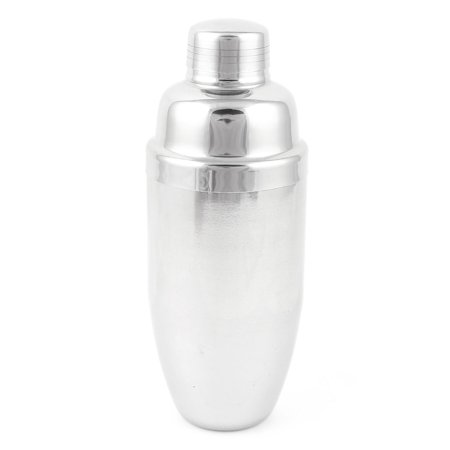Unique Bargains Home Stainless Steel Wine Cocktail Martini Mixer Shaker 750ml Silver