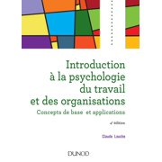 Introduction à la psychologie du travail et des organisations - eBook