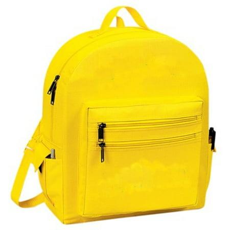 Yen's All-Purpose Backpack, 6BP-03-YELLOW