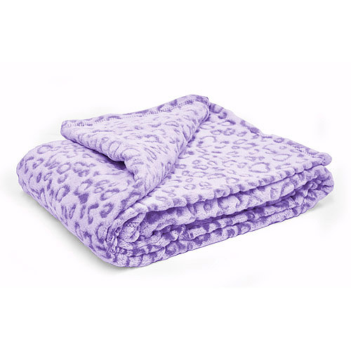 your zone leopard throw