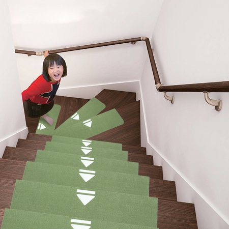 Home Stairs Non-slip Self-adhesion Mat