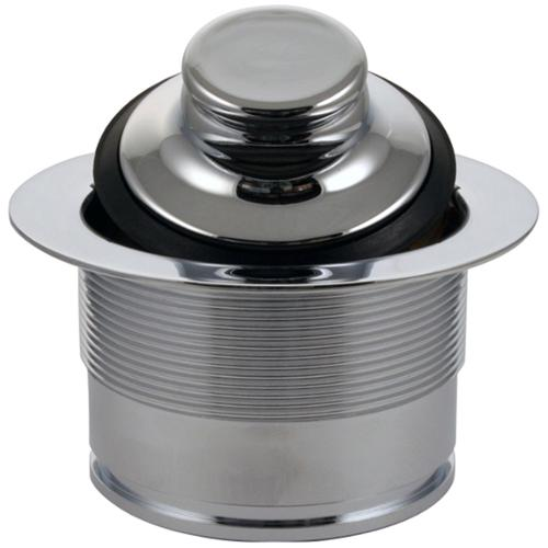 Westbrass Stainless Steel D2105-20 EZ-Mount Disposal Flange and Stopper