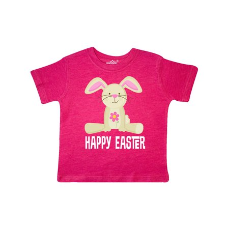 Happy easter bunny rabbit holiday gift toddler t shirt walmart happy easter bunny rabbit holiday gift toddler t shirt negle Images