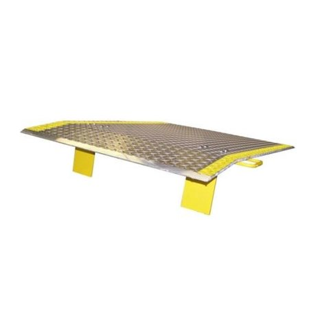 Dock Plate with Handles 60