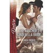 The Rancher's Cinderella Bride - eBook