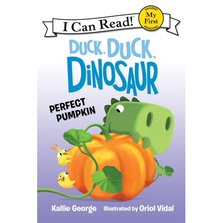 Duck, Duck, Dinosaur: Perfect Pumpkin - eBook - Ducky Dinosaur