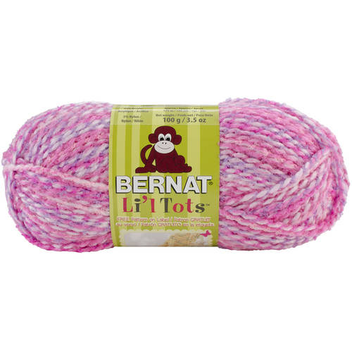 Li'l Tots Yarn-All Blue