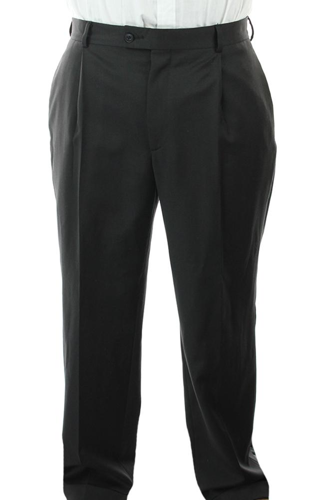 Alfani  Black Pindot Dress Pants 38W-30L Msrp