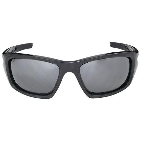 Oakley Valve Sunglasses   Polished Black Black Iridium