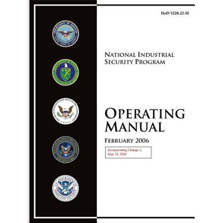 National industrial security program operating manual (nispom.