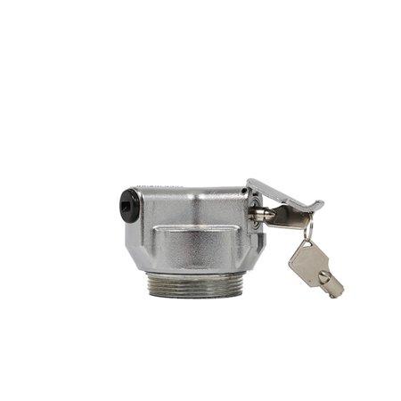 Gas Die - Dee Zee DZGASCAP3 Vented Gas Cap Tool Box Service Part; Locking Cap And Neck;