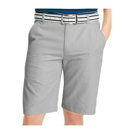 c1966054db34 IZOD Mens Sun Control Casual Walking Shorts silvernickle 32 - Walmart.com