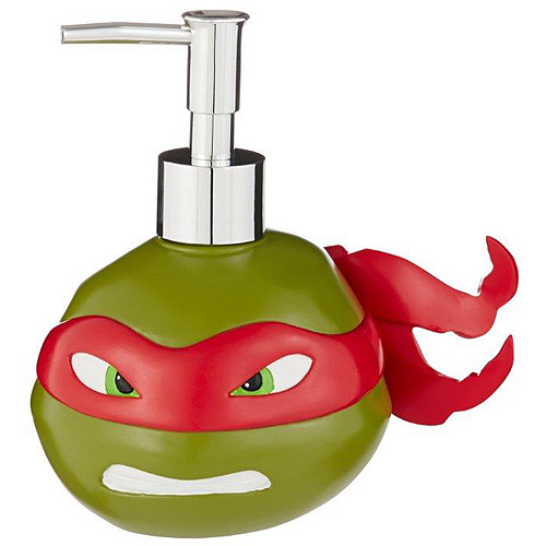 Nickelodeon Teenage Mutant Ninja Turtles Lotion Pump