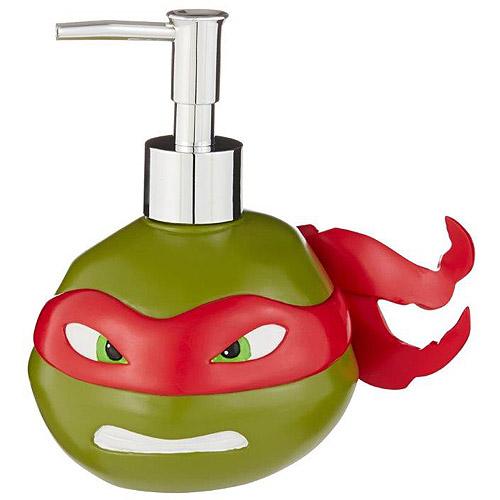 nickelodeon teenage mutant ninja turtles lotion pump - walmart