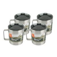 Deals on Ozark Trail 4pk 12oz Coffee Mug