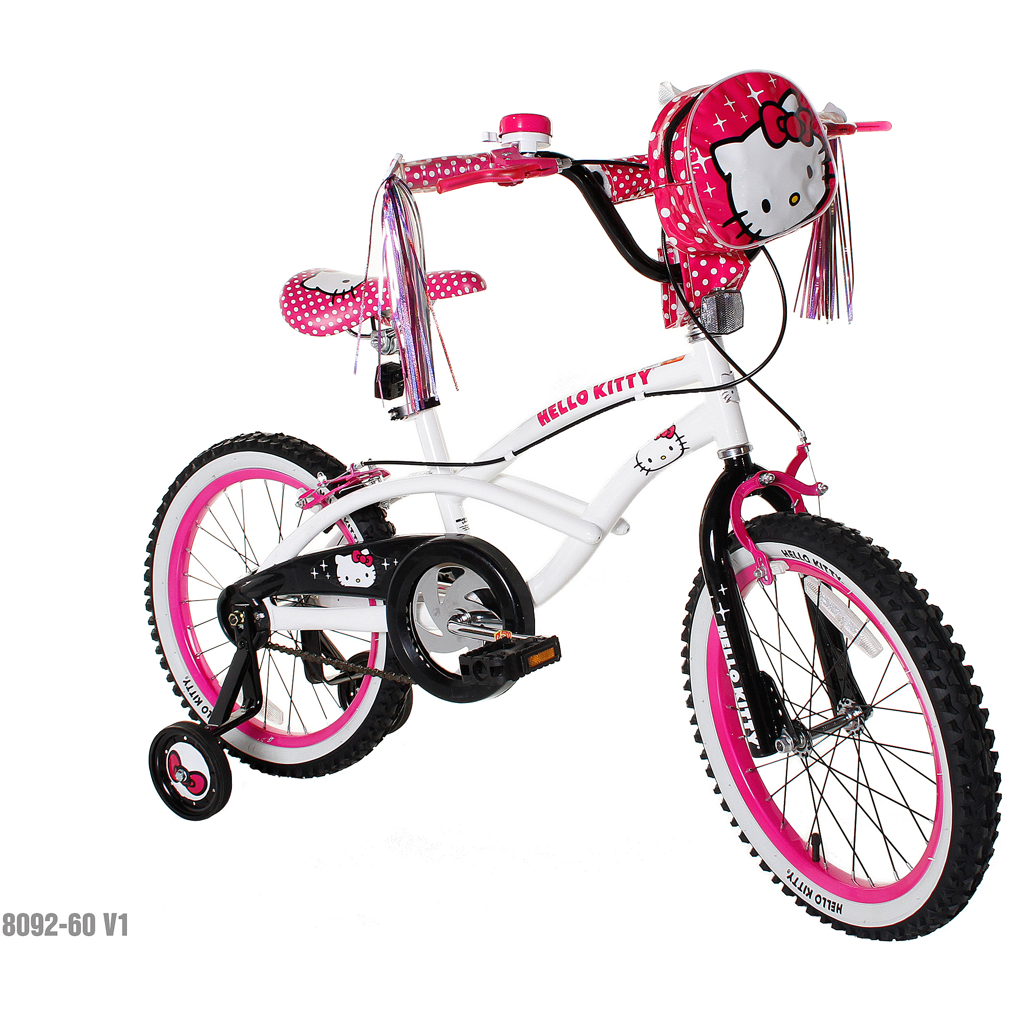 "18"" Hello Kitty Girls' Bike"