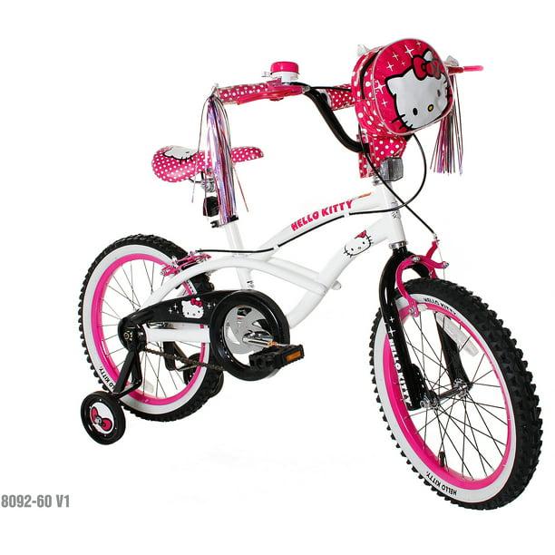 Hello Kitty Bike Helmet Girl-NEW