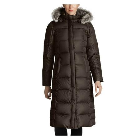 - Eddie Bauer Women's Lodge Down Duffle Coat