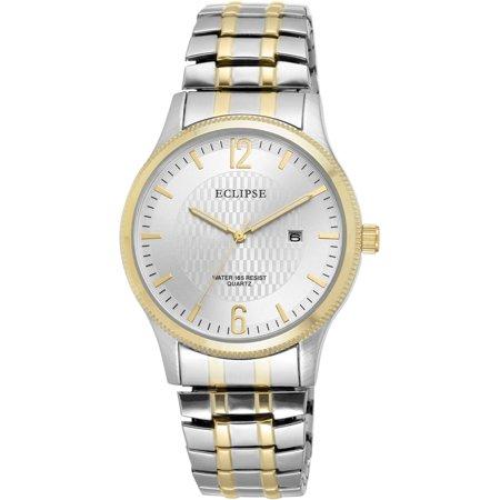 eclipse by armitron men s round silver watch walmart com eclipse by armitron men s round silver watch