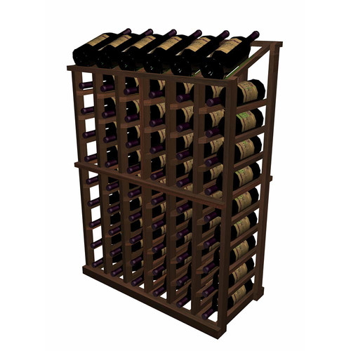 Wine Cellar Innovations Designer Series 66 Bottle Floor Wine Rack