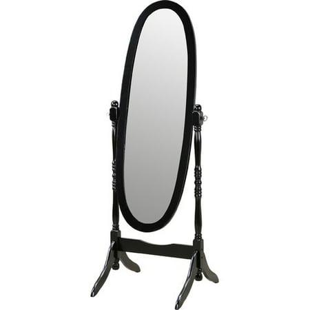 Alcott Hill Traditional Floor Cheval Mirror
