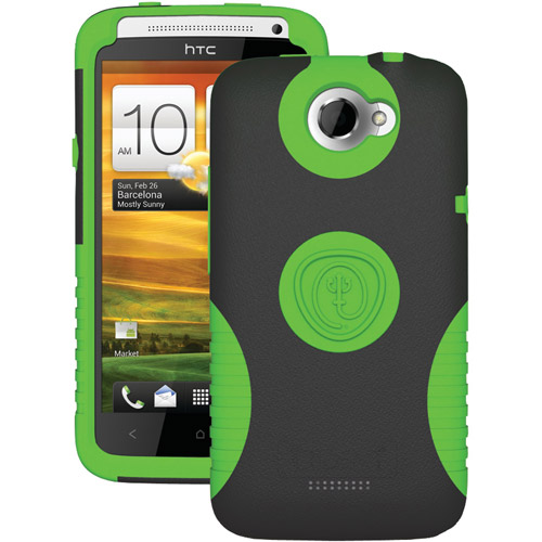 Trident Ag-Onex-Tg Htc(R) One X(Tm) Aegis(R) Case (Green)